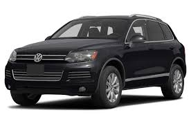 2013 Volkswagen Touareg TDI Lux 4dr All wheel Drive 4MOTION