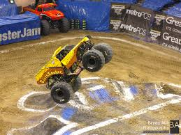 100 Monster Jam Toy Truck Videos Show Shutter Warrior