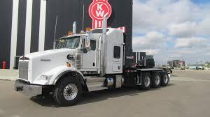 Edmonton Kenworth Trucks