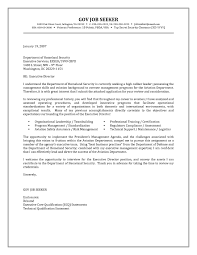 Government Resume Cover Letter Examples 944