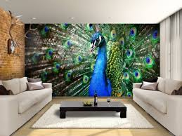 interior decorative peacock garden lawn decor peacock decor