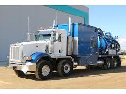 100 What Is A Tandem Truck 2012 Peterbilt 367 41 BBL Combo Steer Vacuum Nisku