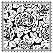 Cool Coloring Book Of Flowers