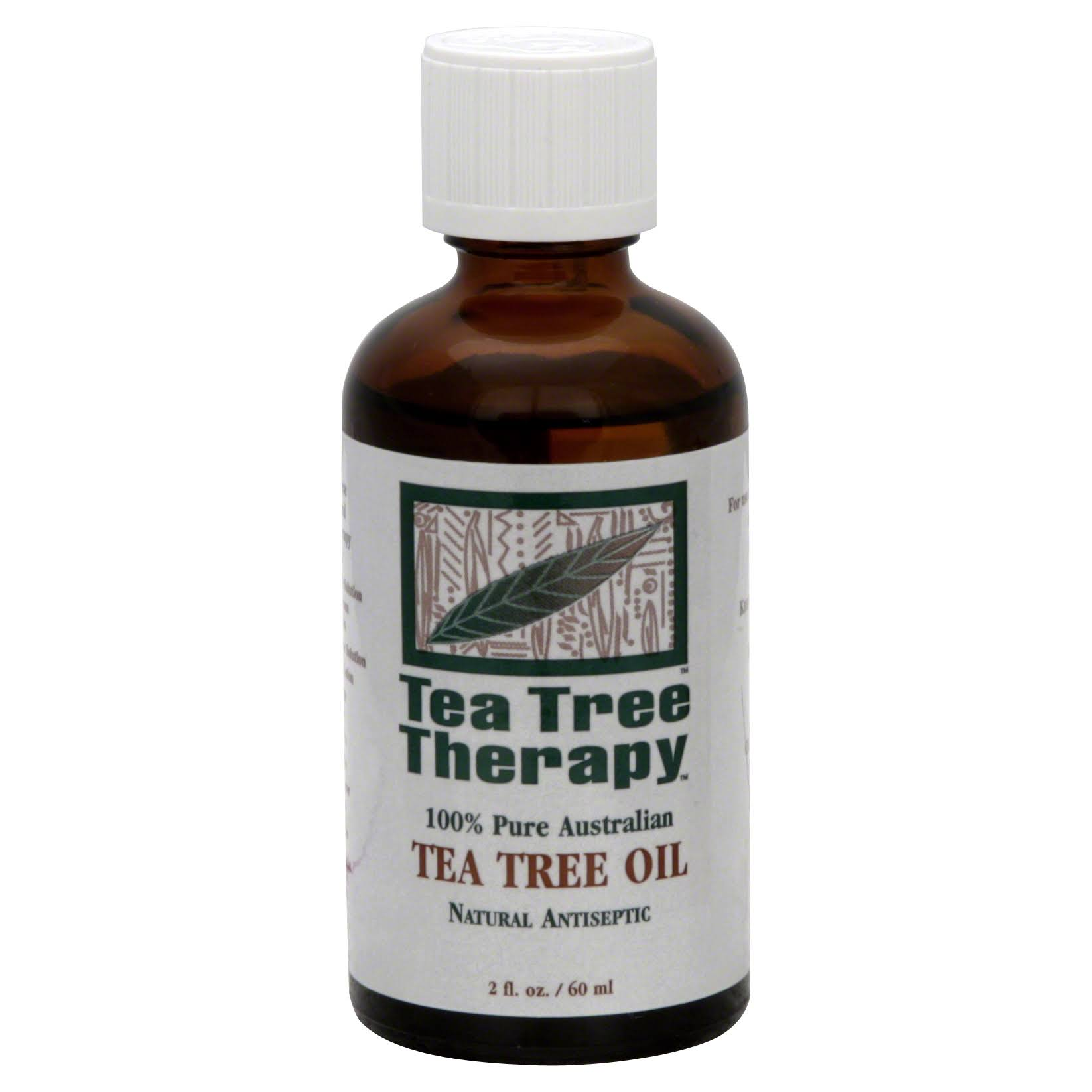 Tea Tree Therapy Pure Tea Tree Oil - 2oz
