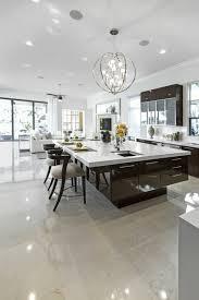 cuisine avec grand ilot central grand ilot de cuisine lot central 12 photos cuisinistes c t maison