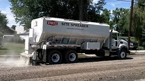 Site Spreader Spreading Portland Cement - YouTube Manure Spreader R20 Arts Way Manufacturing Co Inc Equipment Salt Spreader Truck Stock Photo 127329583 Alamy Self Propelled Truck Mounted Lime Ftiliser Ryetec 2009 Used Ford F350 4x4 Dump With Snow Plow F 4wd Ftiliser Trucks Gps Guidance System Variable Rate 18 Litter Spreaders Ag Ice Control Specialty Meyer Vbox Insert Stainless Steel 15 Cubic Yard New 2018 Peterbilt 348 For Sale 548077 1999 Loral 3000 Airmax 5 Ih Dt466 Eng Allison Auto Bbi 80 To 120 Spread Patterns