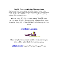 Wayfair-coupon-wayfair-discount-code-21669910 By Wayfair ... 20 Discount Off Tread Depot Free Shipping Code Couponswindow Couponsw Twitter 25 Off Nutrichef Promo Codes Top 20 Coupons Promocodewatch Wayfair Coupon Code Any Order 2019 Wayfarers Papa Johns Best Deals Pizza Archives For Your Family Calamo Adidas Canada Coupon Walgreens Promo And Codes Ne January Up To 75