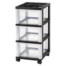 Sterilite 4 Drawer Cabinet Kmart by Hdx 27 Gal Storage Tote In Black Hdx27gonline 5 The Home Depot