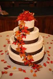 Fall Themed Wedding Cakes Best 25 Ideas On Pinterest Rustic