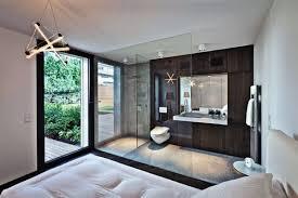 Simple Open Plan Bathroom Ideas Photo by Master Bedroom Ensuite Bathroom Open Plan Bathroom Design Ideas