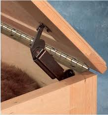 how to select hardware for blanket chest lid supports and piano