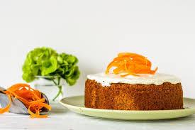 saftiger karottenkuchen mit dinkelmehl das beste carrot