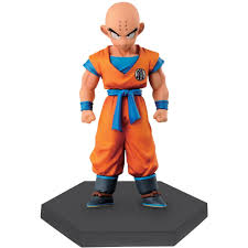 Dragon Ball Z Fish Tank Decorations by Dragon Ball Z Goku And Kuririn Chozousyu Volume 3 Kuririn