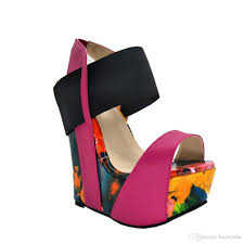 Kolnoo New Chinese Countryside Design Handmade Womens Wadge Heel Sandals  Patchwork Slingback Party Prom Summer Fashion High Heel Shoes X1732 Child Size Pink Dalmatian High Heel Shoe Chair Neon 17 Cm Pleaser Adore708flm Platform Pink Stiletto Shoe High Heel Chair Cow Faux Fur Snow Leopard Leather Mid Mules Christian Lboutin 41it Unzip 20ans Patent Red Sole Fashion Peep Toe Pump Sbooties Eu 41 Approx Us 11 Regular M B 62 High Heel Shoe Chair Womens Fuchsia Suede Strappy Ghillie Sandals Jo Mcer Shoes Online Wearing Heels In Imgur Jr Dal On