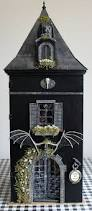 Lemax Halloween Houses 2015 by 114 Best Haunted Miniature Houses Images On Pinterest Haunted