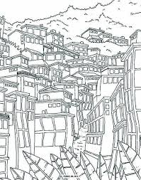 Try Out The Adult Coloring Book Trend For Yourself With Our 9 Free Pages See Floral Geometric And Cityscape Designs Then Get