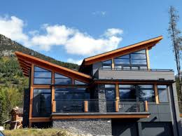 Pitched Roof House Designs Photo by Building A Shed Roof House Compared With Pitched Roof And Flat