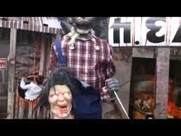 Spirit Halloween Animatronics 2014 by Spirit Halloween 2014 Warwick Ri Trip 1 Youtube