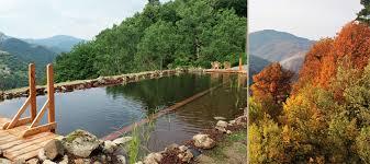 chambres d hote ardeche gîte rural en ardèche location avec piscine naturelle