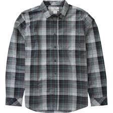 men u0027s shirts plaid striped soild and more billabong us