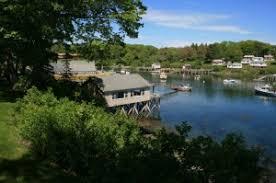 Oceanfront Cottages Rentals in Maine New Harbor