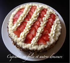 gâteau au yaourt aux fraises cupcakes en folie et autres douceurs