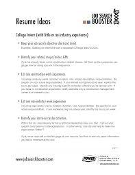 Resume Objective Samples For Any Job Secretary Best Ideas Of Sample School