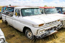 100 Old Panel Trucks For Sale A Photo Tour Of The Junkyard Trove Known As Rustless In Montana