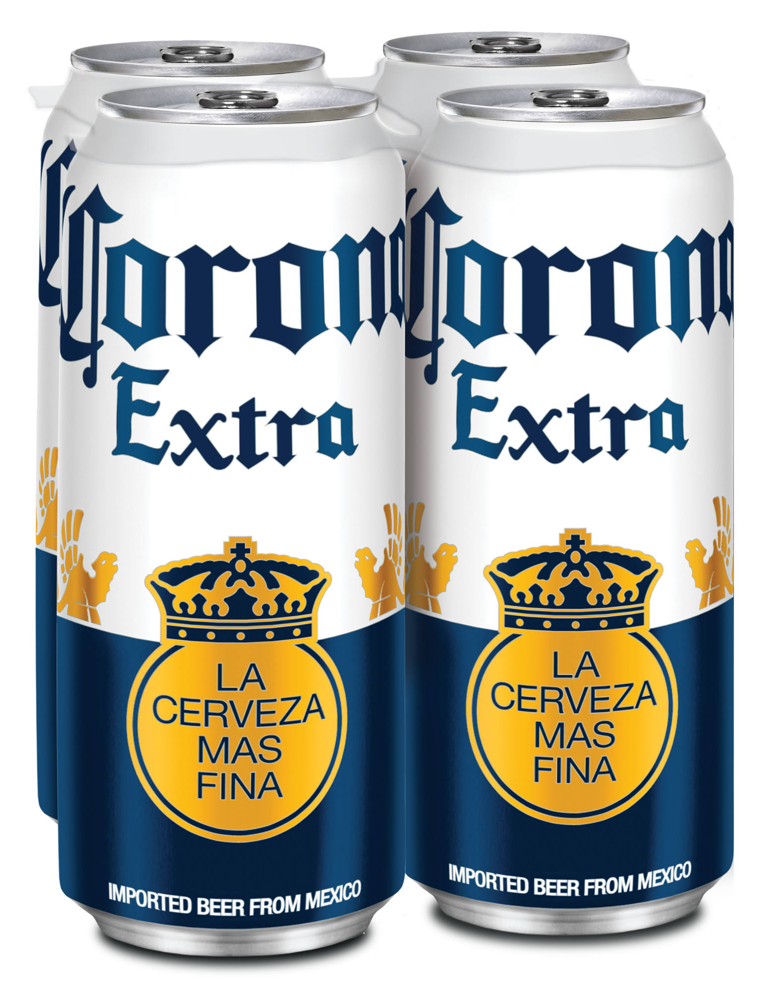 Corona Extra Beer - 6 Cans
