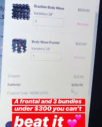 Saleonbundles - Hash Tags - Deskgram Ebony Line Coupon 20 Beaver Coupons Elevate Styles Code 30 Bobbi Boss Lyna Angled Bob 2 Glamourtresscom Youtube Lionsdeal Coupons Promo Codes Hairreview Instagram Photos And Videos Find Ground Mates Glamourtress Coupon Pics Download Kapri Social Media Influencer Bio On Socialix Prjkt Ruby Best Discount July 2019 The Glamour Shop Sunoco Card Human Hair Lace Wigs Bright Meadow Wig