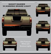 tailgate light bars truck led light bars for trucks cars and suv s
