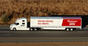 100 Truck Report Otto And Budweiser Report Worlds First Shipment By A Selfdriving