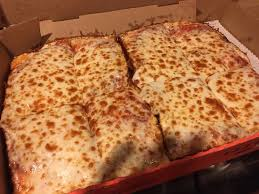 Little Caesars Deep Dish Cheese Pizza