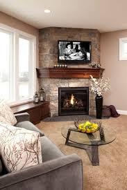 Living Room Empty Corner Ideas by Best 25 Corner Fireplace Decorating Ideas On Pinterest Corner