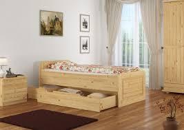 seniorenbett hoch 90x200 einzelbett holzbett gästebett massivholz kiefer bett 60 42 09 or