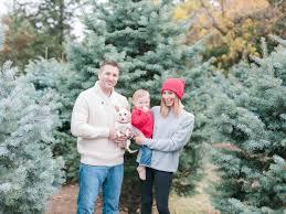 Best Christmas Tree Farms Santa Cruz the rodoni family santa cruz family photographer yasmin roohi