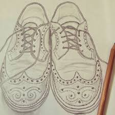 Vintage Oxford Shoes