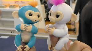 Fingerlings From WowWee Animatronic Monkeys First Look CES2017