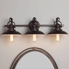 industrial cage 3 light vanity light vanities industrial and