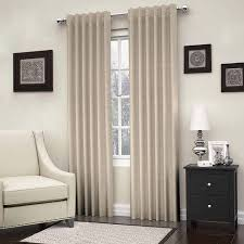 Blackout Window Curtains Walmart by Eclipse Kenley Blackout Window Curtain Panel Multiple Colors And