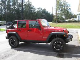 2010 Jeep JK 4 Door Rubicon - Texas Truck Works