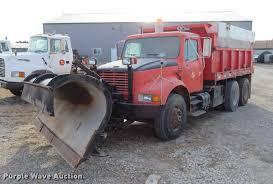 1993 International 4900 Dump Truck | Item DC0820 | SOLD! Jan...