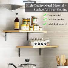 küchen 75mm metall regal halterung winkelverbinder mit