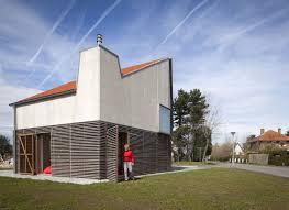 100 Contemporary Summer House House V At K Domus