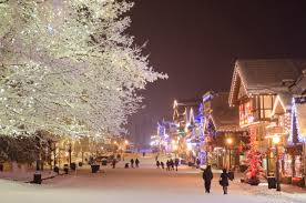 Leavenworth our very own Christmas town by Shane Wilder