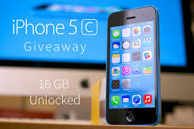 Giveaway iPhone 5C plete The 5 Steps To Win icanbecreative