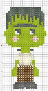 Halloween Hama Bead Patterns by Free Halloween Cross Stitch Patterns Frankenstein Free Cross
