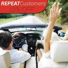10% Off – Repeat Customers – Atlas Car & Truck Rental
