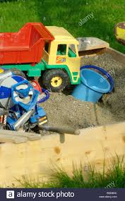 SANDPIT Toy Toys Childrens Childs Kids Trucks Lorries Plastic Garden ...