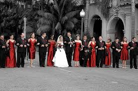 Tbdress Blog Make Your Day An Affair To Remember Through Red Black White Wedding Theme